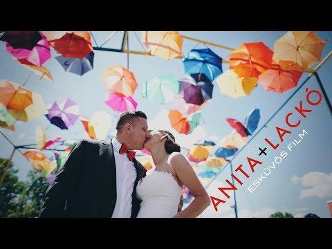Anita & Lackó Esküvős Film - 2017. Pannonhalma, Győr, Hungary // wedding film