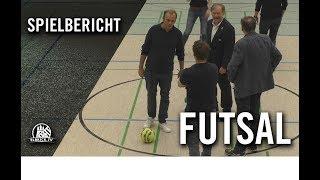 HSV-Panthers - FC Fortis (Gruppenrunde, Futsal-Regionalliga Nord)
