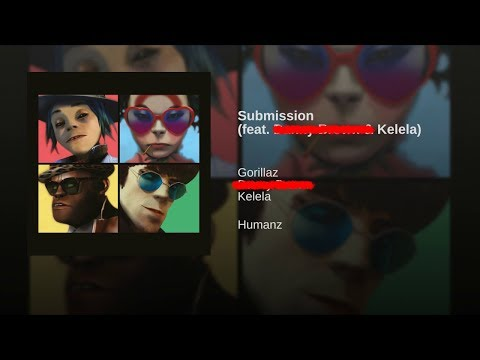 Submission feat. Kelela (Without Danny Brown)