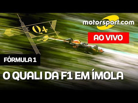F1 AO VIVO: POLE 99 de Hamilton e Pérez INCOMODA Verstappen para o GP da F1 em Ímola | Q4