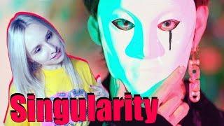 Кажется я поняла! BTS (V) - Singularity MV Обзор/Реакция/Reaction | K-pop Ari Rang