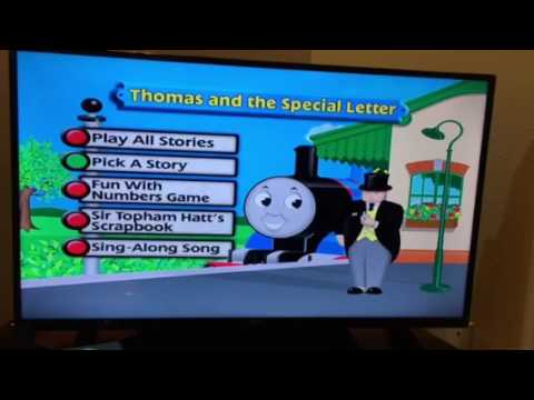 thomas and the special letter and the special letter menu 20219