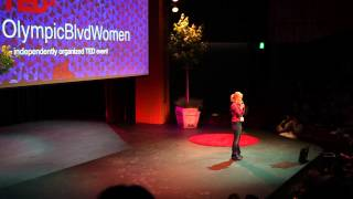 Being A Woman Is NOT That Hard | Haley Hoffmeister | TEDxOlympicBlvdWomen