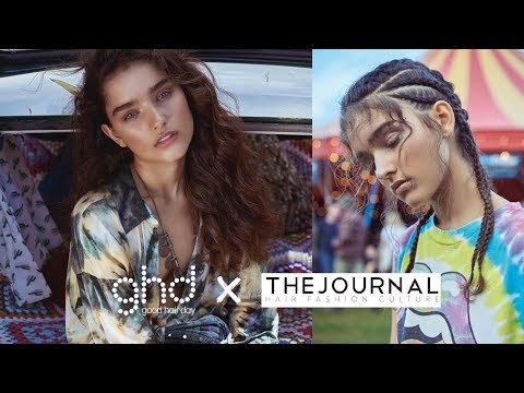 Ghd X The Journal Magazine: Ghd Festival Collection