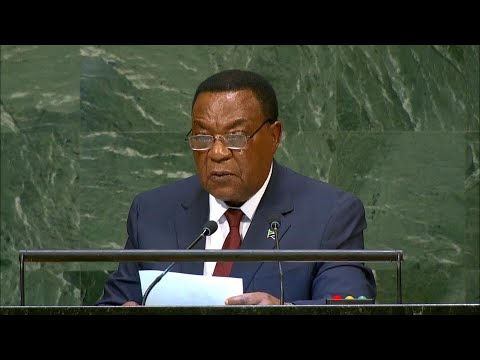 🇹🇿 Tanzania - Minister For Foreign Affairs Addresses General Debate, 73rd Session