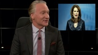 Bill Maher- Eulogy By Michele Bachmann