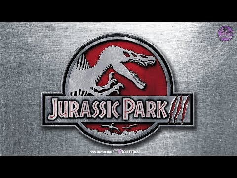 JURASSIC PARK 3 | Full OST | Soundtrack by Don Davis