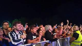 Mahmood al Festival Primo Piano di Ancona