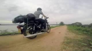 Sri Lanka motorcycle trip by Martin I Royal Enfield ramble