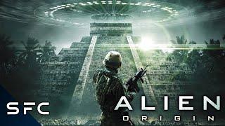 Alien Origin | Full Action Sci-Fi Movie