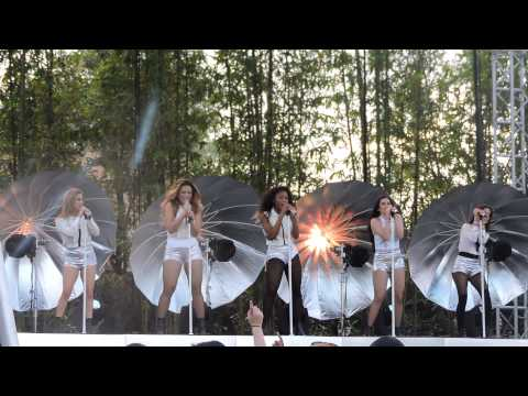 Sledge Hammer -Fifth Harmony #ReflectionTour @ Busch Gardens Tampa