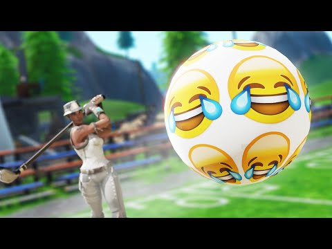 this fortnite video was recorded in Area 51 (really funny)