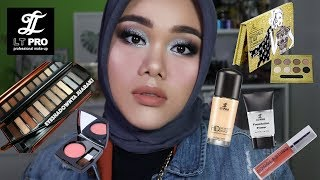 LT PRO ONE BRAND MAKEUP TUTORIAL | Eyeshadownya juarak!!!