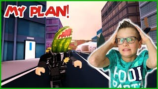 My Brilliant Plan for Roblox Robbery!