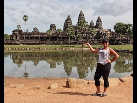 Solo Female Traveler: Cambodia