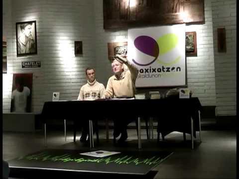 Joxe Arregi euskara eta espiritualtasuna 2010 XII