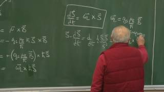 Hydrogen atom (8) - Spin-orbit coupling and the Thomas precession