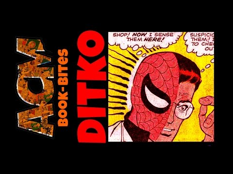 Review: Ditko Book