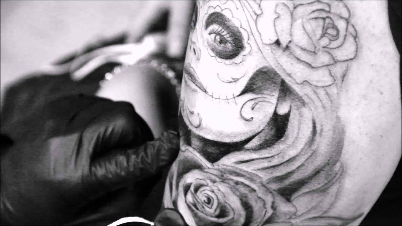 Best tattoo shop in san antonio youtube for Firme copias tattoo