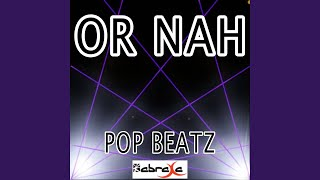 Or Nah (Karaoke Version) (Originally Performed By Ty Dolla $ign, the Weeknd & Wiz Khalifa)