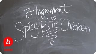 Spicy Brie Chicken: 3-Ingredient Dinner  Real Cheeky  Babble