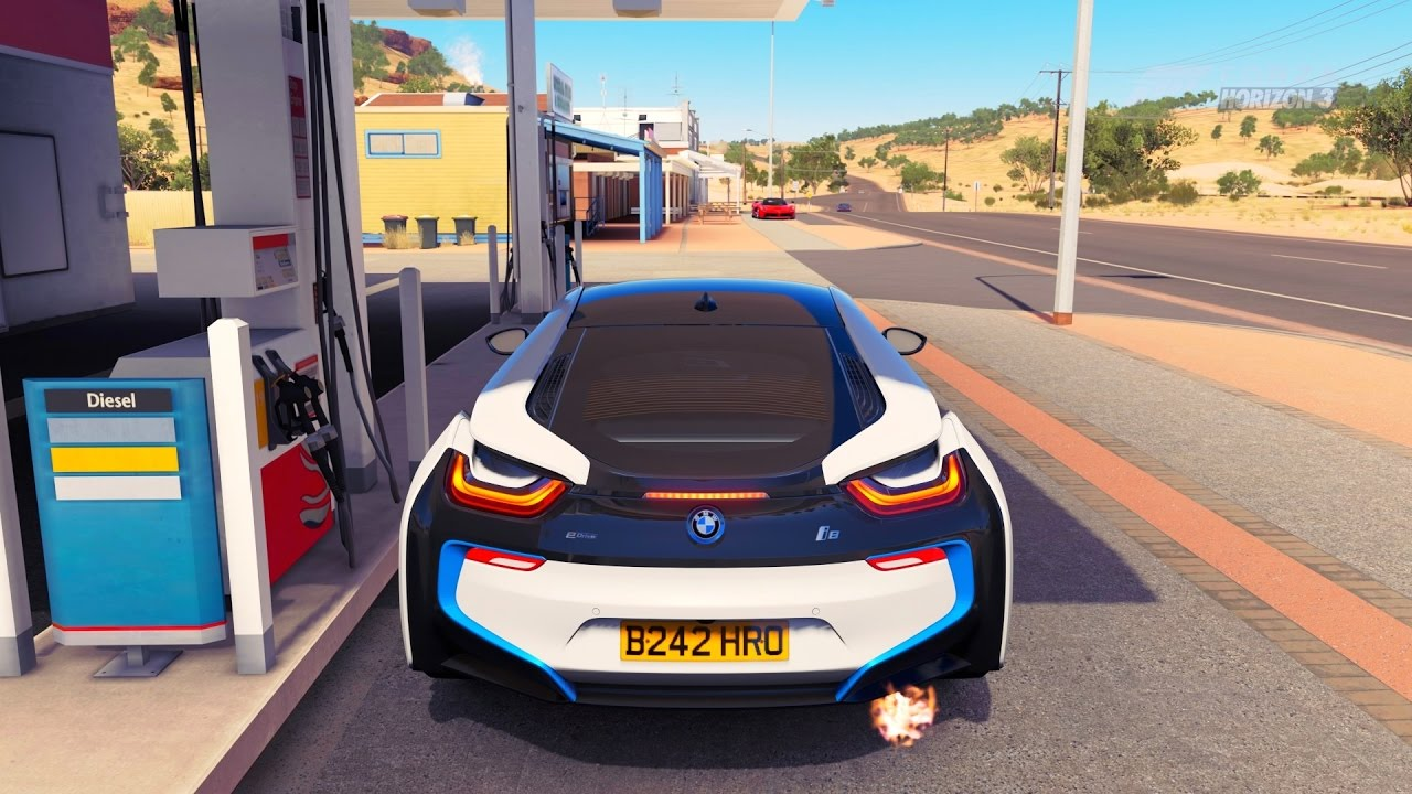 forza horizon 3 bmw i8 rockstar energy car pack youtube. Black Bedroom Furniture Sets. Home Design Ideas