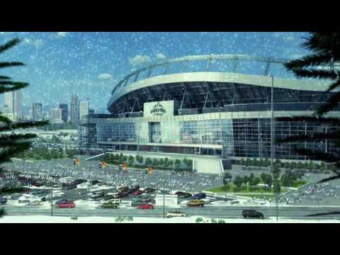 Madden NFL 09 Presentation Stadium History  Denver Broncos Invesco Field at Mile High