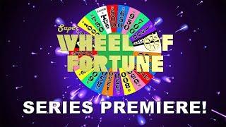 Super Wheel of Fortune | PREMIERE EPISODE!