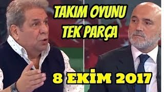 Erman Toroğlu ve Hikmet Karaman'ın Milli Takım ve Lucescu Yorumları Takım Oyunu 8 Ekim 2017