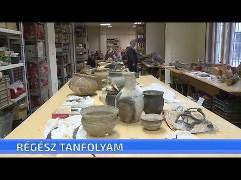 Közösségi Régészeti tanfolyamot indítottak civilek számára
