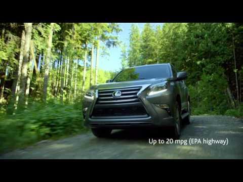 2016 Lexus GX Video Review