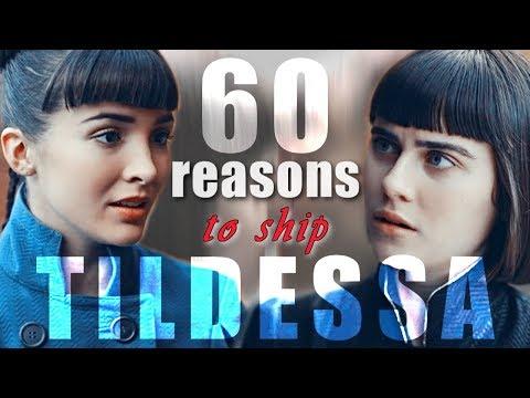 60 Reasons to ship TILDESSA