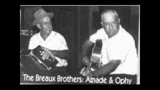 Breaux Brothers / Les Frêres Breaux - Mazurka De La Louisiane .