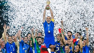 ITALY Road to the World Cup Victory 2006
