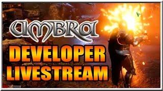 Umbra Gameplay - Official Developer Livestream Part 1 of 2