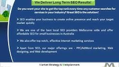 SEO Solutions - SEO Company Melbourne