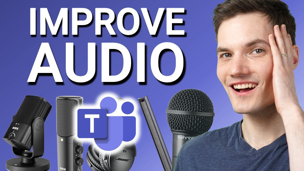 How to Improve Audio Quality in Microsoft Teams