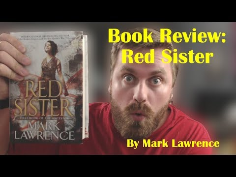 Book Review: Red Sister by Mark Lawrence Mp3