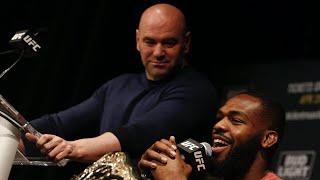 Уайт о примирении с Джонсом, ветеран UFC завершил карьеру, дата первого турнира UFC на острове