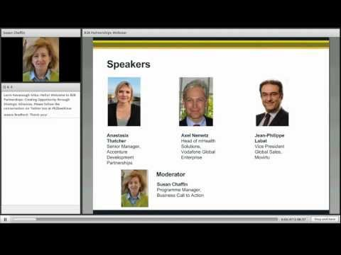 B2B Partnerships: Creating Opportunity through Strategic Alliances Webinar