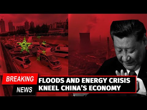 CHINA IN TROUBLE! Coal price hits fresh high as mines shut after floods in Shanxi Province