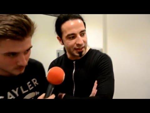 BÜLENT CEYLAN - Damenklo mit Azubi Calli / Test / Kugel Challenge - Radio Hamburg