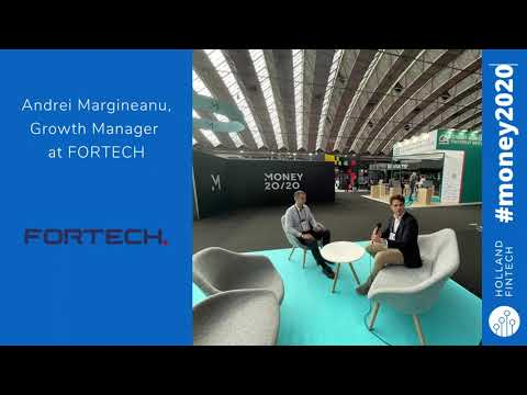FORTECH Interview Preview with Holland FinTech at Money20/20