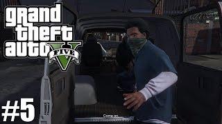 3 Guys on a Futon | [Grand Theft Auto V] Ep.5- Chop!