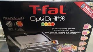 T- Fal Optigrill + Review - BBQFOOD4U