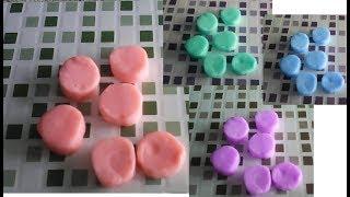 Pedra sanitária caseira fácil com 2 ingredientes – Igual do mercado
