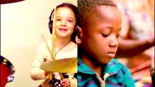 DRUMMER'S input ft. Musikschule Ouagadougou (AMEM Ouaga) - Musik verbindet Kinder der Welt.
