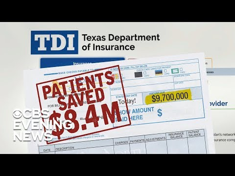 Texas mediation program helps with surprise medical expenses