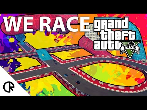 We Race - GTA V Online