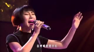 胡莎莎《模特》别样唱腔PK李荣浩 — 我是歌手第四季谁来踢馆